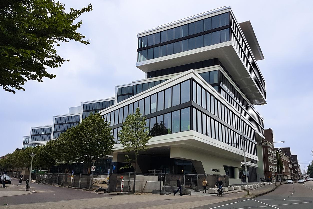 Nieuwe uitstraling voor Rivierstaete Amsterdam